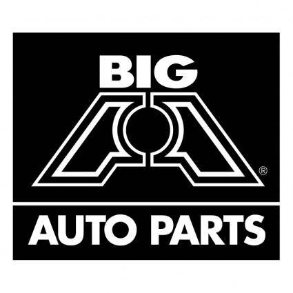 Big auto parts 0
