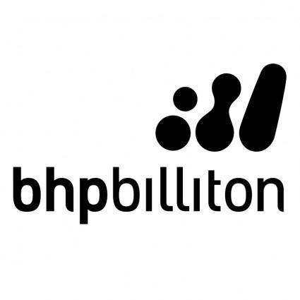 free vector Bhp billiton