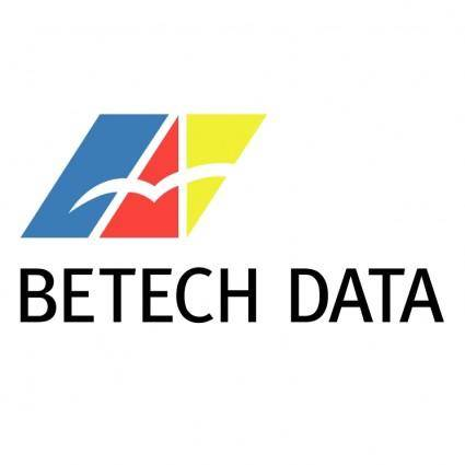free vector Betech data