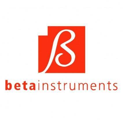 Beta instruments