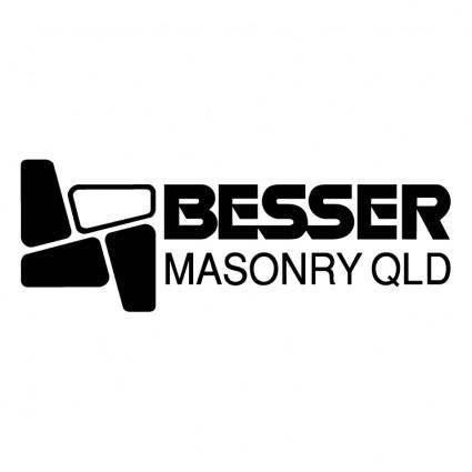 Besser masonry qld