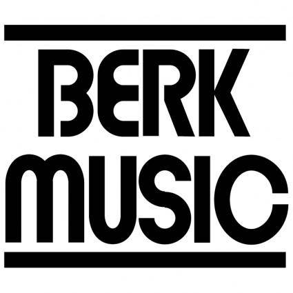 Berk music
