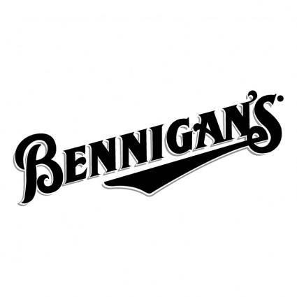 free vector Bennigans 1
