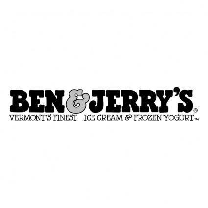 free vector Ben jerrys 1