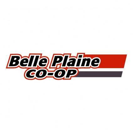 free vector Belle plaine co op
