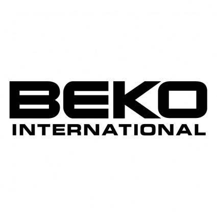free vector Beko international