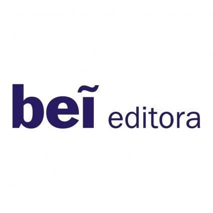 free vector Bei editora