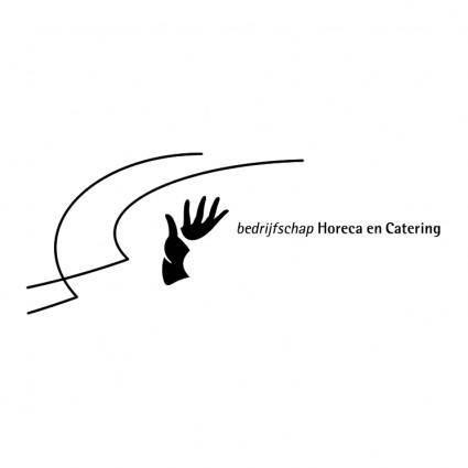 free vector Bedrijfschap horeca en catering