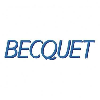free vector Becquet