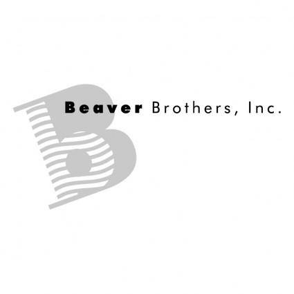 free vector Beaver brothers
