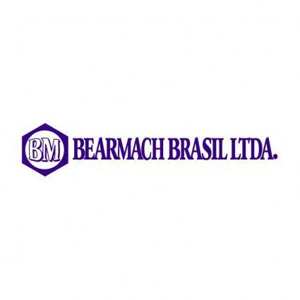 free vector Bearmach brasil