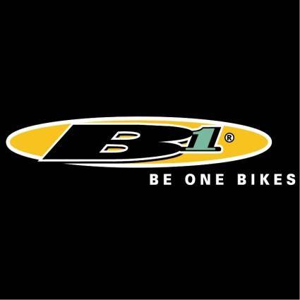 free vector Be one bikes