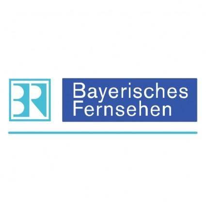 free vector Bayerisches fernsehen