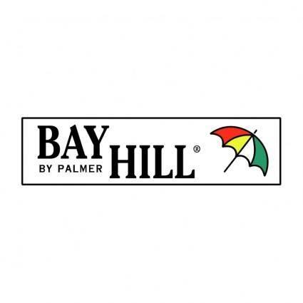 free vector Bay hill