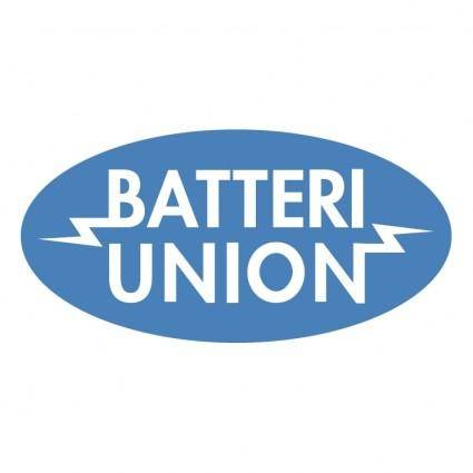 free vector Batteri union