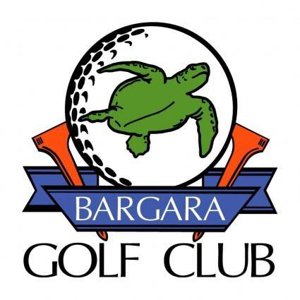free vector Bargara golf glub