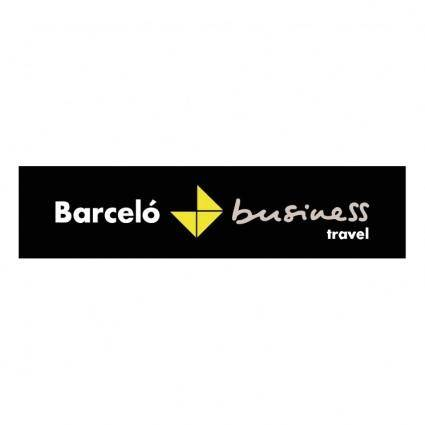 free vector Barcelo business travel
