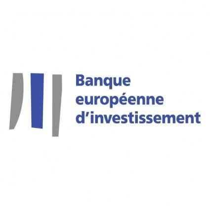 free vector Banque europeene dinvestissement