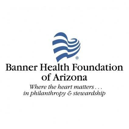 free vector Banner health foundation of arizona