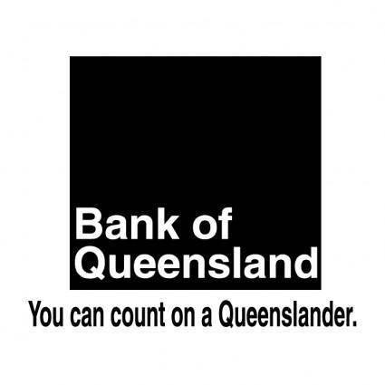 free vector Bank of queensland