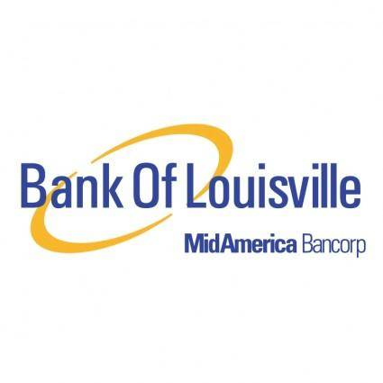 free vector Bank of louisville
