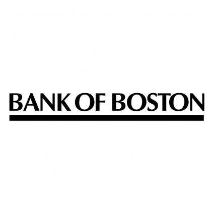 Bank of boston