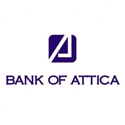 free vector Bank of attica