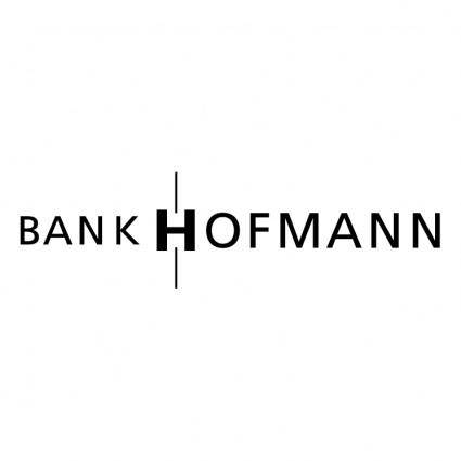 free vector Bank hofmann