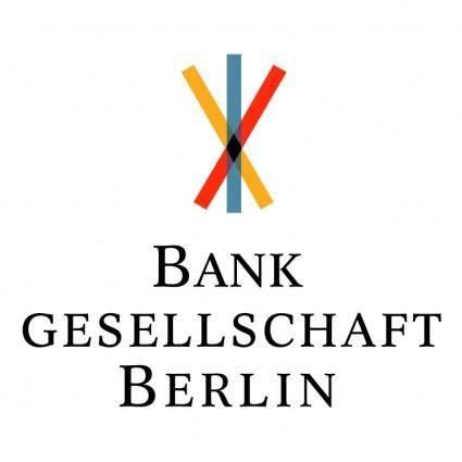 free vector Bank gesellschaft berlin