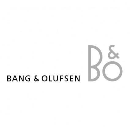 free vector Bang olufsen 1
