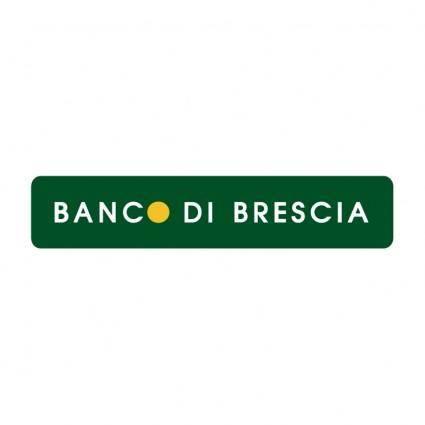 Banco di brescia 0