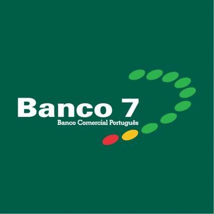 Banco 7