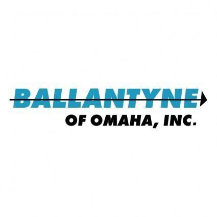 free vector Ballantyne of omaha