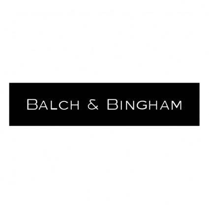 free vector Balch bingham