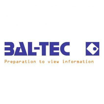 free vector Bal tec