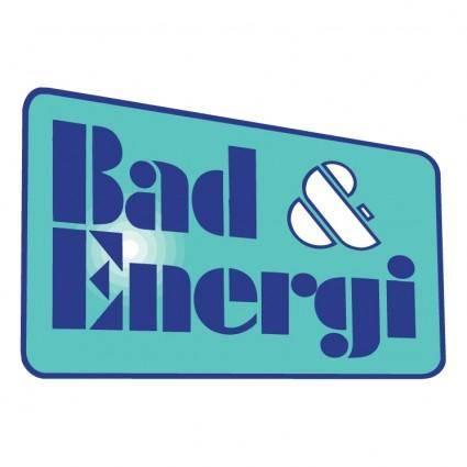 Bad energi