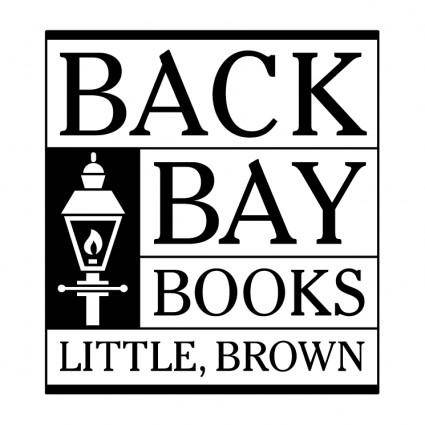 free vector Back bay books