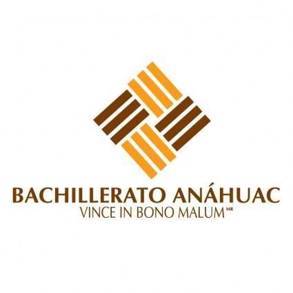 free vector Bachillerato anahuac