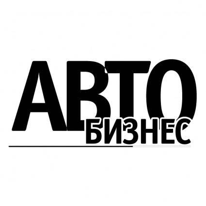 free vector Avto business