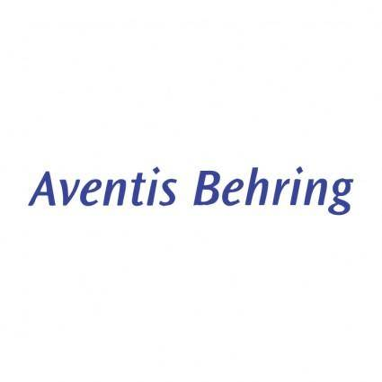 free vector Aventis behring