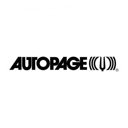 free vector Autopage