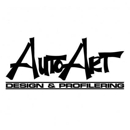 free vector Autoart design