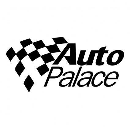 free vector Auto palace