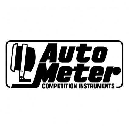 Auto meter 0