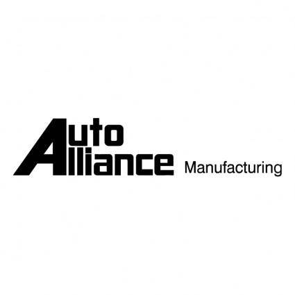 free vector Auto alliance manufacturing