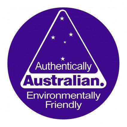 free vector Authentically australian