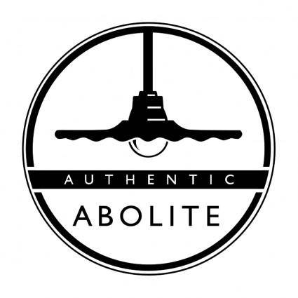 Authentic abolite