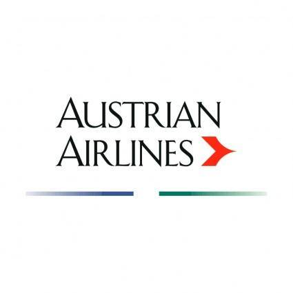 Austrian airlines 1