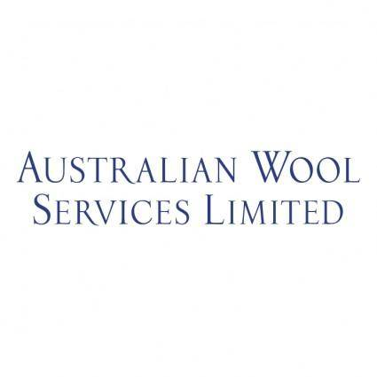 free vector Australian wool services limited