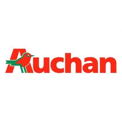 free vector Auchan 1